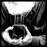 Man with a Hasselblad
