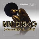 Nu-disco VariatiON...ON