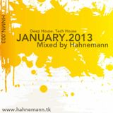 January 2013 @ Mixed By Hahnemann [HNMN.003]