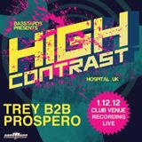 b2b session with Trey at Venue 1.12.2012