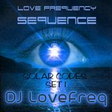 Love Frequency Sequence :: Solar Codes // Set 1
