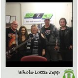 Interview with Whole Lotta Zepp 27 April 2017 on The Local - SA