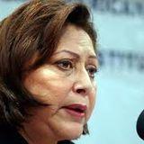 Dra. Alba Luz Ramos, inauguración sistema de video conferencias