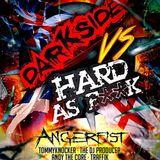 Twisted's Darkside Podcast 194 - Traffik - Darkside vs Hard As F**k - Warm Up #3