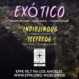 Exótico feat. Indidjinous [Dubkraft] & TeeFreqs [Deep Heads] - 31 August 2013