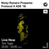 Tom Tyger LIVE @ Protocol Showcase 2018 Melkweg