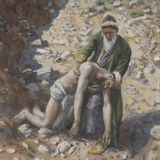How the parable of the Good Samaritan is a type and shadow of Jesus Christ