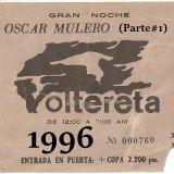 Oscar Mulero @ Voltereta, Poligono Urtinsa, Alcorcon-Madrid (1996) parte#1 Cassette Riped Epsilon