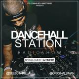 SELECTA KILLA & UMAN - DANCEHALL STATION SHOW #244 - SPECIAL GUEST DJ RICHER