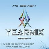 AC Seven Yearmix 2004