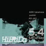 20130504 HiBRiDa @OSAKA