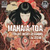 Fright Night Radio Sessions #028