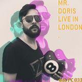 Mr. Doris - recorded live in London - dub PC 033