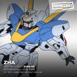 Zha with Gundam | 11th April 2018