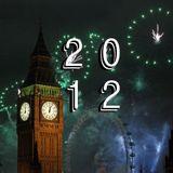Twenty Twelve In Fireworks