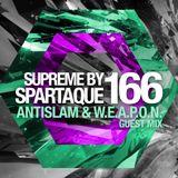 Supreme 166 with Anti-Slam & W.E.A.P.O.N.