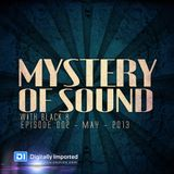 Black 8 - Mystery Of Sound - Episode 002 - May - 2013 @DI.FM