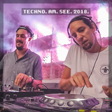 KRISTOF GRANDITS b2b MIGHTY MOTTL (SNNLS.at) | TECHNO AM SEE 2018