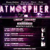 dj Seelen @ Mac Queen - The Atmosphere 11-01-2015