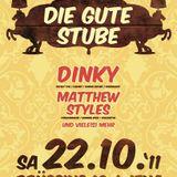 Ebi & Herbert Baumgarten - 20.10.2011 - Die Gute Stube Jena