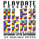 Live at Playdate (27.11.10)