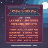 The Heavy Pets @ Purple Hatters Ball (Live Oak, FL) 6/1/2018
