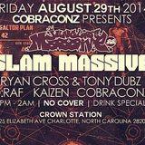 d:raf - Live at Cobraconz presents: Junglist Massive 22; Slam Massive, 8-29-14