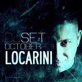 Djset: LOCARINI / October 2011