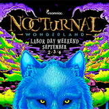 Liquid Fish - Live @ Nocturnal Wonderland 2016 (USA) Full Set