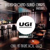 Underground Island presesnts. Chill at Night Vol. 003 by Duben De Fresh (Nov 2015)