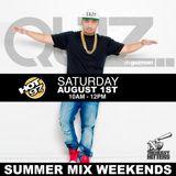 DJ Quiz Hot 97 Summer Mix Wknd 8-1-15 HR 1
