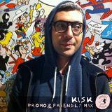 Apparel Music Radio Show: Kisk - Promo & Friendly Mix