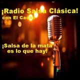RADIO SALSA CLÁSICA CON EL CAOBO | 25 DE JUNIO 2015 | ¡SALSA DE LA MATA!