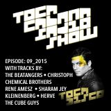 TOCACABANA RADIO SHOW 09_2015