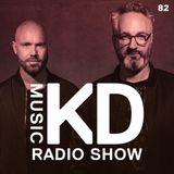 KDR082 - KD Music Radio - Kaiserdisco (Tanzhaus West in Frankfurt / Germany)