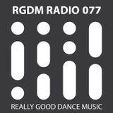 RGDM Radio 077 presented by Harmonic Heroes