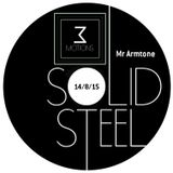 Solid Steel Radio Show 14/8/2015 Hour 1 - Mr Armtone