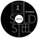 Solid Steel Radio Show 14/8/2015 Hour 1 - Mr Armtone