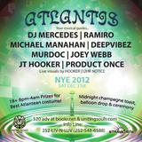 Derrick Deep Live @ Atlantis NYE 2012