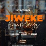 MGM Presents Jiweke Sunday's_(October 13th)_Afrohouse Sundowner Live Mix