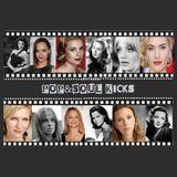 POP&SOUL KICKS #117: Actrices de Hollywood