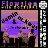 Flowsion w/ Docterre, Aamin & M.Kwas - 3rd March 2018