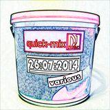 DJNet2k - 2014_07 - Quick-Mix ... Housey