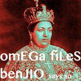 the omega files - benjio