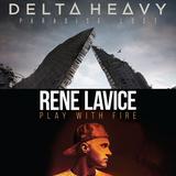 Delta Heavy vs. Rene LaVice (Mixed by Bio-Logic) (DnB MIX 2016)