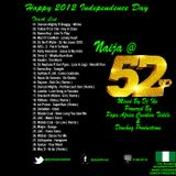 DJ IKE PRESENTS THE NIGERIAN INDEPENDENT OFFICIAL 2012 MIXTAPE GERMANY