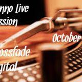 Dj Chinno Live Session At Crossfade Digital October 2015