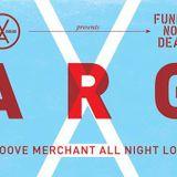 Groove Merchant live @ Cargo (19-8-16 part 1)