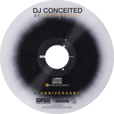 DJ CONCEITED - 21 ANNIVERSARY