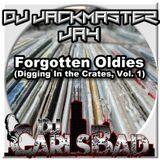 "DJ CarlsBad & Jackmaster Jay present ""Forgotten Oldies (Digging In The Crates), Vol. 1"